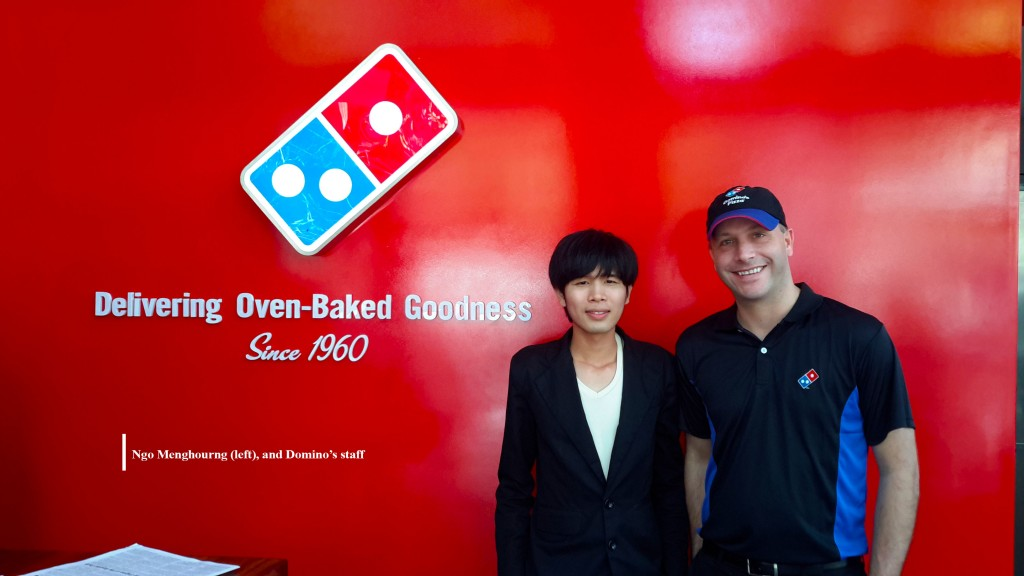 Domino's Staffs